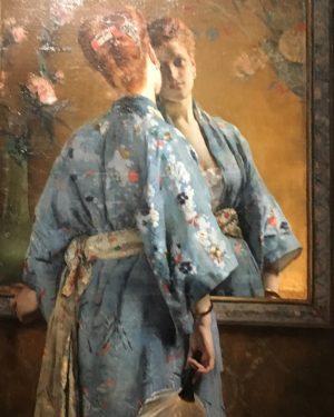 Kunstforum Vienna #stunning #art #exhibition #japanese #influences