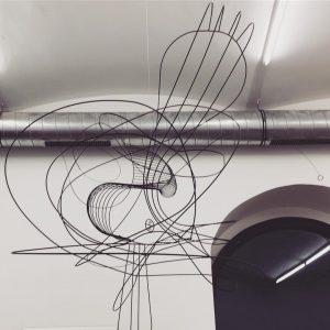 TuesdayGalleryWalk . . #constantinluser #gallery #art #installation #installationart #vienna #wien #galleryopening