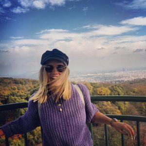 Wien schaut auch von oben gut aus! Jubiläumswarte
