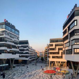 Austria Campus / Bank Austria