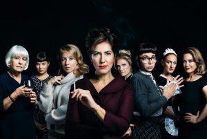 Unsere #achtfrauen feiern am 8.November Premiere! Bis dahin werdet ihr einige von ihnen ...