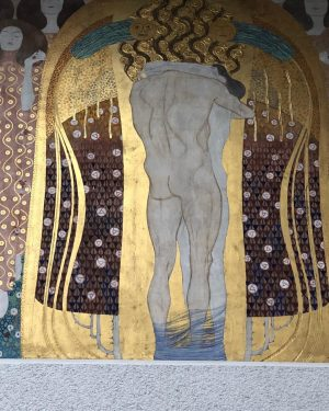 Beethoven Frieze. Klimt