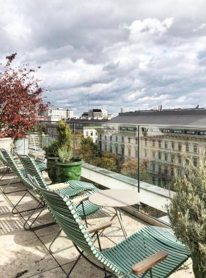 : Vienna rooftops