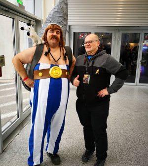 Instawalk Vienna ComicCon - VIECC 2018 #vienna #viennaevents #comiccon #comicconvienna #viecc #viecc2018 #viecc18 #viennacomiccon #vieccviennacomiccon #VIECCInktank #inktank...