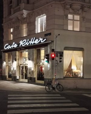 Cafe Ritter Downtown Vienna City Guide