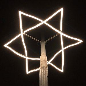 projekt OT. #hubertempel #synagogue #synagoge #lichtzeichen #gedenkjahr #neverforget #niemalsvergessen #projektOT #lukasmariakaufmann #hubergasse #ottakring #jewishvienna #jewishmuseumvienna #jüdischeswien #jüdischesmuseumwien...