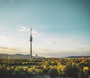 #donauturm #donauturmwien #donaupark #kaisermühlen #tower #iphonephotography #lightroom #danube #danuberiver #austria #vienna #österreich #wien #landscapephotography #cityscape Donauturm Wien
