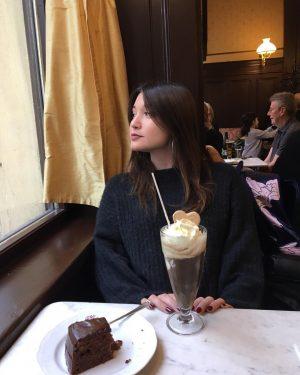Healthy Sundays in Vienna 🇦🇹 #austria #vienna #sunday #sonntag #cafesperl #holidays #winterbreak #daysoff #travel #cafe #viennois #ig_travel...