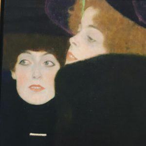 Gustav Klimt SISTERS @leopold_museum #gustaveklimt #klimt #leopoldmuseum #leopoldmuseumwien