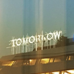 Happy #monday everyone! The week has just begun, and Vienna is already talking about #tomorrow! This November...