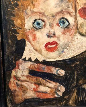 Конечно Эгон Шиле известен прежде всего своими эротическими акварелями. Его даже привлекали в ...