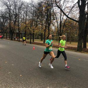 Sie und Er Lauf 2018 :) Immer schön Lauferlebnisse mit Freundinnen und @chriscarlosrunning ...