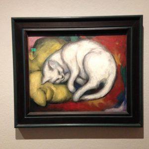 за неимением котика хожу в музей