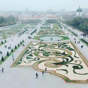 I Giardini della Schloss Belvedere