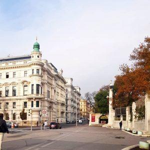 Morning in Vienna 👣📷☕