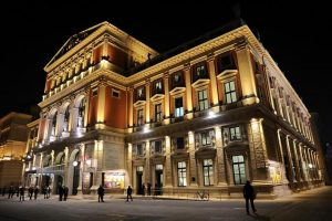 #vienna #musikverein #concert #night #photography