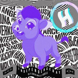 → T O D A Y ← –––––––––––––––––––––––––– - BIG –––––––––––––––––––––––––– 22:00 -x- DJ Ingrid 23:00 -x-...