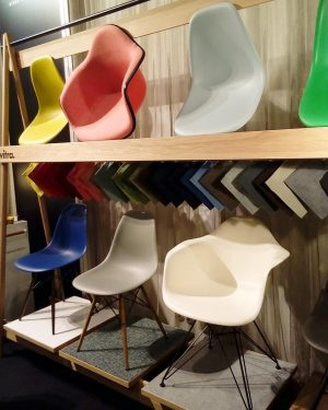 Take a Seat and enjoy the colorful World of @vitra @gruenbeck 😍 Thanks for this #invitation @sonja_ortner...