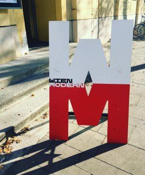 Bald gehts los! #wienmodern #mdwwien Universität für Musik und darstellende Kunst Wien