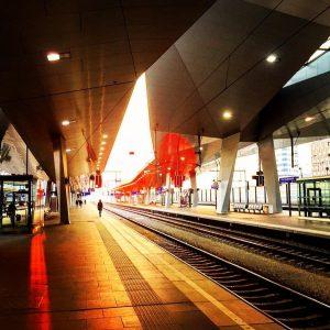 Der #HauptbahnhofWien zählt zu den modernsten Verkehrsstationen Europas und wurde dieses Jahr bereits zum zweiten Mal in...