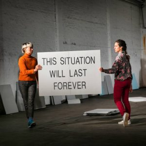 PREMIERE FANNI FUTTERKNECHT WE WILL NOT LET YOU GO 21 / 23 / 24 November, 8 pm...