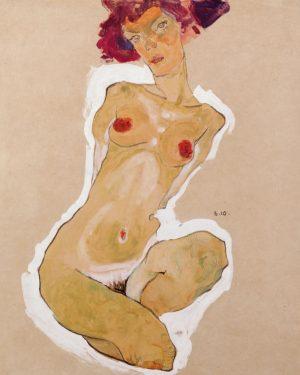 ЭГОН ШИЛЕ - один из самых провокационных художников Вены начала XХ века. Большое влияние на Шиле оказали...