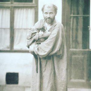 Gustav Klimt @leopold_museum #klimt #klimtkiss #gustaveklimt #leopoldmuseum