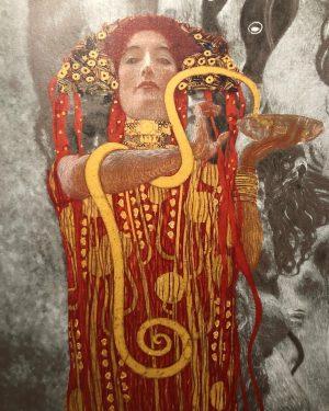 #leopoldmuseum #gustavklimt#artmuseum #artlove #museuminspiration #vienamuseum#gustavklimt#loveleopold