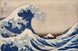Still all about 'Miss Hokusai' 🙌 Within the exhibition 'Fascination Japan Monet · Van Gogh · Klimt'...