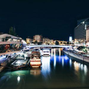 Franz Josefs Kai #wien #wienliebe #donau #mottoamfluss Motto am Fluss