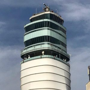 Air traffic tower at #flughafenwien #visitvienna #airtraffictower #airtrafficcontroltower #airtrafficcontroller #airport #aviation #airports #viennaairport ...