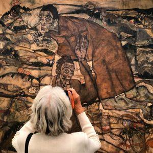 #egonschiele #leopoldmuseum