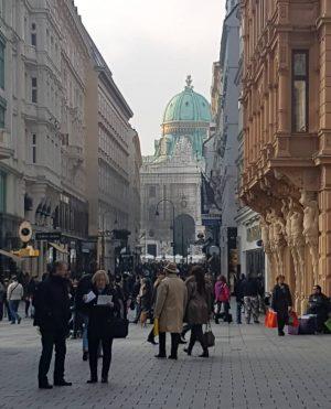 VIENNA/ KOHLMARKT . . . . . . . . . . #weihnachtsstimmung #weihnachen #weihnachten2018 #christmas2018 #christmastime...