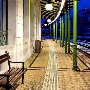 Die U-Bahn-Station #Stadtpark in ihrem Otto-Wagner-Flair, geknipst von @so_vienna - Dankeschön!⠀ ⠀ #wienliebe #ubahn #wienerlinien #ubahnstation #öffis...