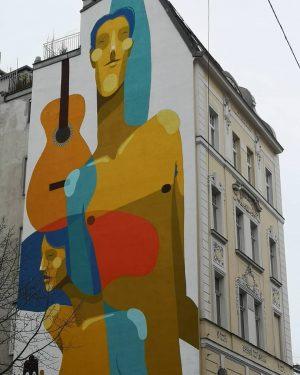 #graffitiart #graffiti #streetart Karmelitermarkt Vienna