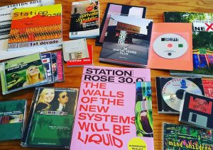 Some of the releases we have made throughout 30 Digital Years - 7 Books, diskettes, CD-ROMs, DVDs,...