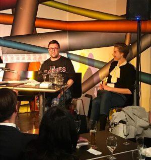 #CAFEKORB #OneWorkGallery #SalvatoreViviano Buchpräsentation #TheLostDiary #HarpuneVerlag und #Talk: Freitag, 23. November 2018 | 18 - 21 Uhr...