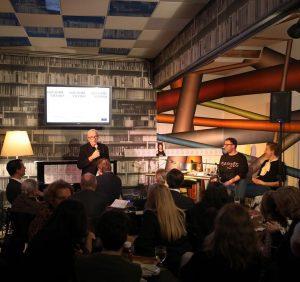 #SalvatoreVivano @vivasalva is in the house (to present his @oneworkgallery #diary) - und CafeKorb platzt aus allen...