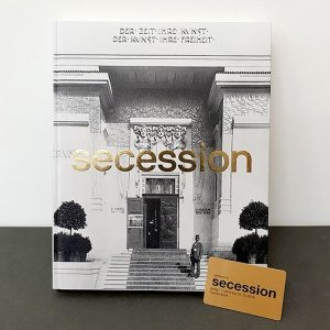 Gift idea: The Secession Annual Pass and the new publication for € 49,- ...