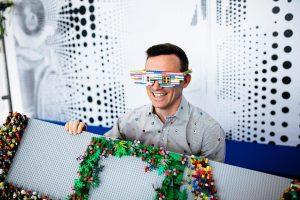 Lego Lord #legofan #lego Inspired by @bwoywonder 😎 #legoglasses #agencylife #fun #legofashion #glasses #shades #play #behindthescenes #love...