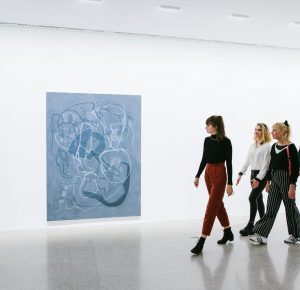 Have you seen our current exhibition by Ute Müller yet? In her works, Ute Müller reflects on...