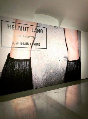 #mak #museumofappliedarts #makvienna #vienna #fashionexhibition #helmutlangexhibition