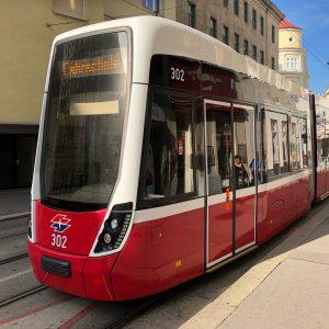 new #bim in town! #erlkönig #wienstagram #wienerlinien