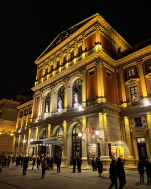 The worldfamous Musikverein in Vienna. #neujahrskonzert #musikverein #music