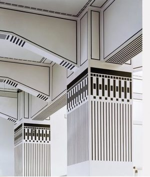 Postsparkasse by Otto Wagner, Vienna ______________________________________ #ottowagner #vienna #psk #wienermoderne #architecture