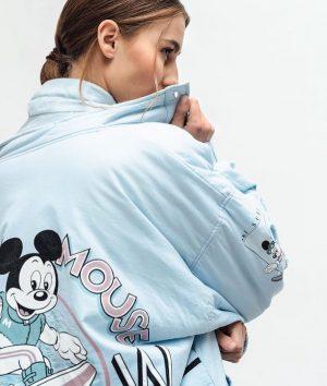 @ronjakappl @johannabouvier_ #mickeymouse #vintage #jacket #burggasse24 #shop #vienna SOLD!