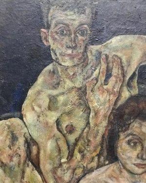 Австрийский художник Эгон Шиле умер в 28 лет во время эпидемии испанки. Зная, что вся семья обречена,...