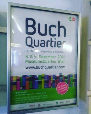 Nächstes Wochenende findet zum 6. Mal unsere Buchmesse BuchQuartier statt, u.a. mit Tex Rubinowitz, Hanna Herbst, Gebrüder...