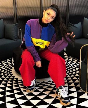 @esamadixy @lazyoafs #fleecesweater #instore #unisex #shop #burggasse24 #vienna