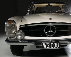 Our upcoming #ClassicCars auction is extra special! 13 vintage #Mercedes from Wiesenthal's own collection will be for...